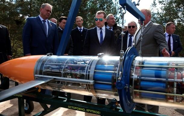 Nga chuẩn bị triển khai lực lượng tàu ngầm robot - kẻ hủy diệt ảnh 1