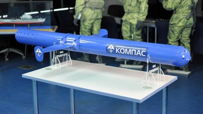 Nga chuẩn bị triển khai lực lượng tàu ngầm robot - kẻ hủy diệt ảnh 2