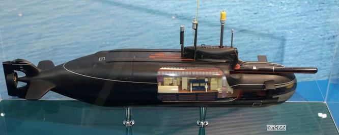 Nga chuẩn bị triển khai lực lượng tàu ngầm robot - kẻ hủy diệt ảnh 3