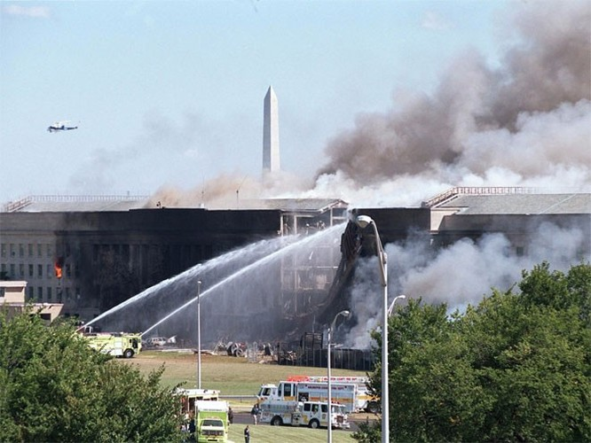 Những hình ảnh khiến người Mỹ không quên vụ 11/9 ảnh 19