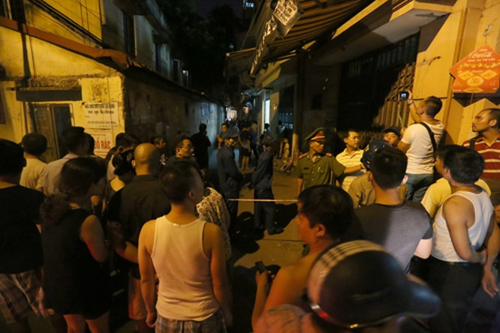 Nổ lớn ở trung tâm Hà Nội, một người tử vong ảnh 1