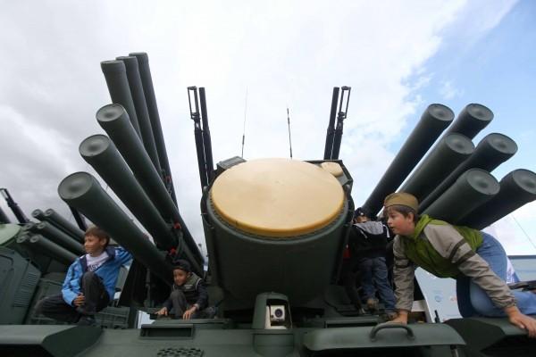 Xuất hiện tổ hợp Tên lửa - pháo phòng không Pantsir phiên bản mới đáng sợ hơn ảnh 1