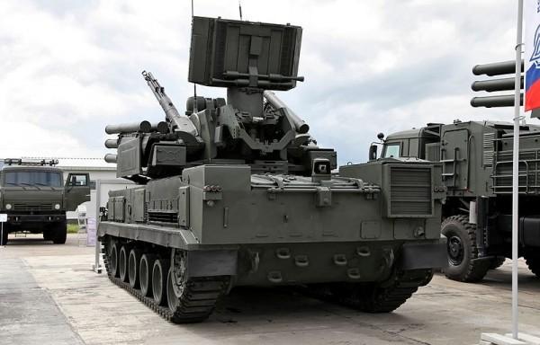 Xuất hiện tổ hợp Tên lửa - pháo phòng không Pantsir phiên bản mới đáng sợ hơn ảnh 2