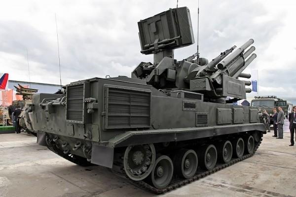Xuất hiện tổ hợp Tên lửa - pháo phòng không Pantsir phiên bản mới đáng sợ hơn ảnh 3