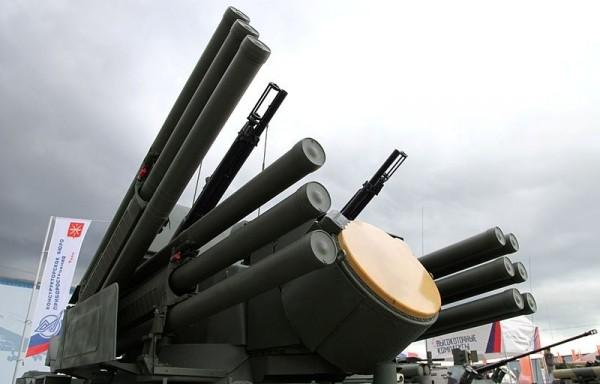 Xuất hiện tổ hợp Tên lửa - pháo phòng không Pantsir phiên bản mới đáng sợ hơn ảnh 5