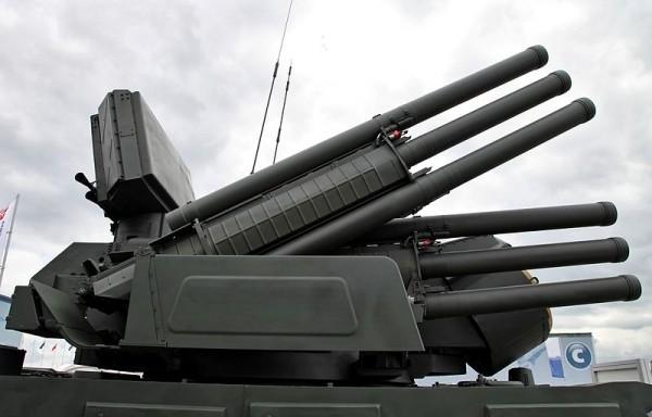 Xuất hiện tổ hợp Tên lửa - pháo phòng không Pantsir phiên bản mới đáng sợ hơn ảnh 6
