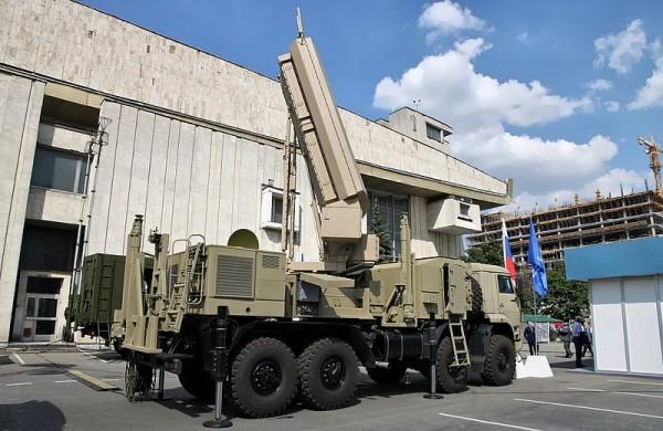 Xuất hiện tổ hợp Tên lửa - pháo phòng không Pantsir phiên bản mới đáng sợ hơn ảnh 7