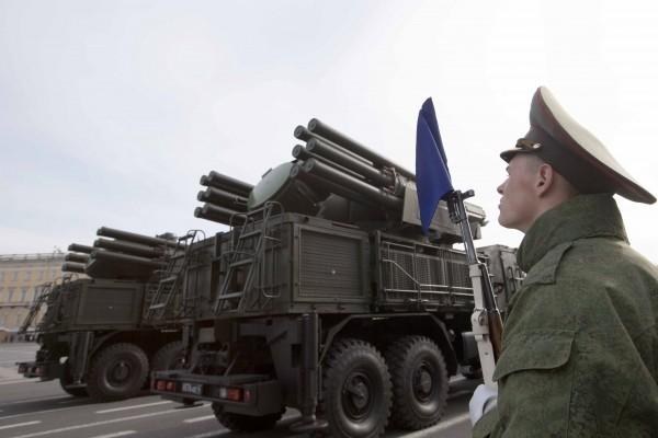 Xuất hiện tổ hợp Tên lửa - pháo phòng không Pantsir phiên bản mới đáng sợ hơn ảnh 8