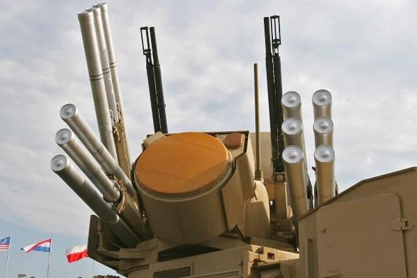 Xuất hiện tổ hợp Tên lửa - pháo phòng không Pantsir phiên bản mới đáng sợ hơn ảnh 10