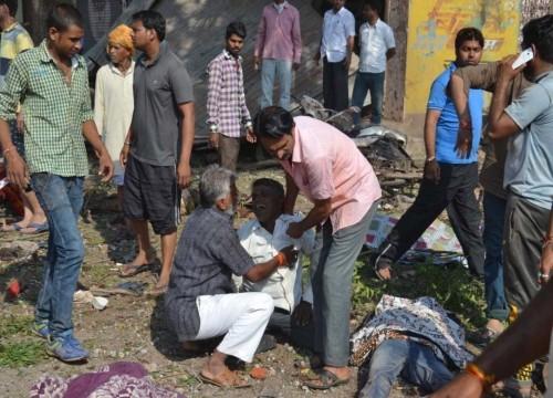 Ấn Độ truy lùng nghi phạm tàng trữ chất nổ trong nhà hàng ảnh 1