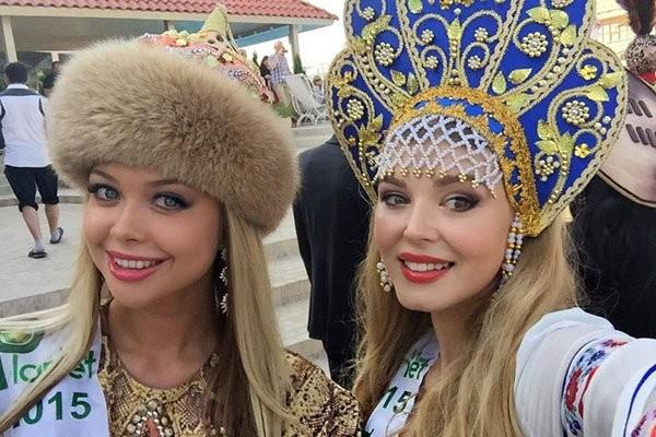 Người đẹp Rostov Nga trong mười cô gái đẹp nhất trên thế giới ảnh 1