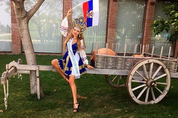 Người đẹp Rostov Nga trong mười cô gái đẹp nhất trên thế giới ảnh 2