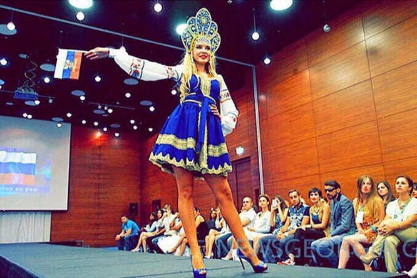 Người đẹp Rostov Nga trong mười cô gái đẹp nhất trên thế giới ảnh 4