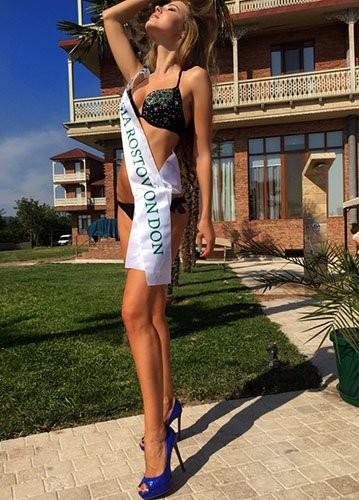 Người đẹp Rostov Nga trong mười cô gái đẹp nhất trên thế giới ảnh 8