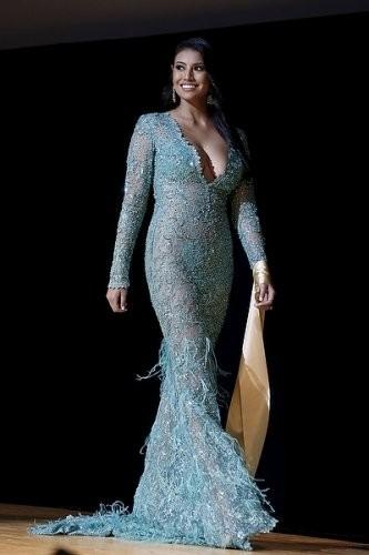 """Chiêm ngưỡng nhan sắc tuyệt vời của """"Hoa hậu Hoàn vũ"""" - cô gái của bộ lạc Indian ảnh 7"""