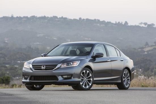 Xe ôtô của Honda bị trộm nhiều nhất ảnh 1
