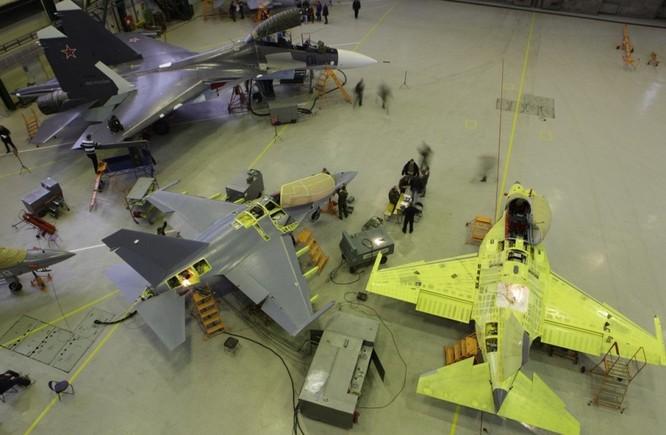 Yak-130, máy bay huấn luyện mà Việt Nam có thể mua ảnh 3