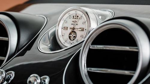 Bentayga, chiếc SUV siêu sang ảnh 5