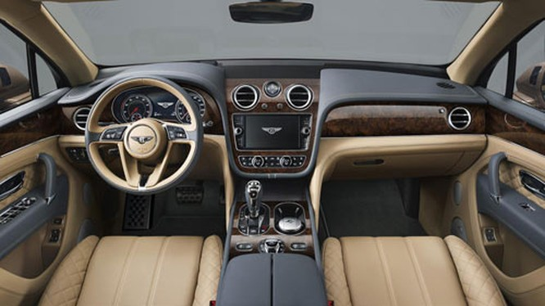 Bentayga, chiếc SUV siêu sang ảnh 2