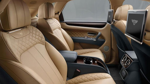 Bentayga, chiếc SUV siêu sang ảnh 3