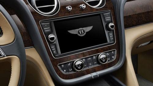 Bentayga, chiếc SUV siêu sang ảnh 9