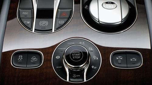 Bentayga, chiếc SUV siêu sang ảnh 11