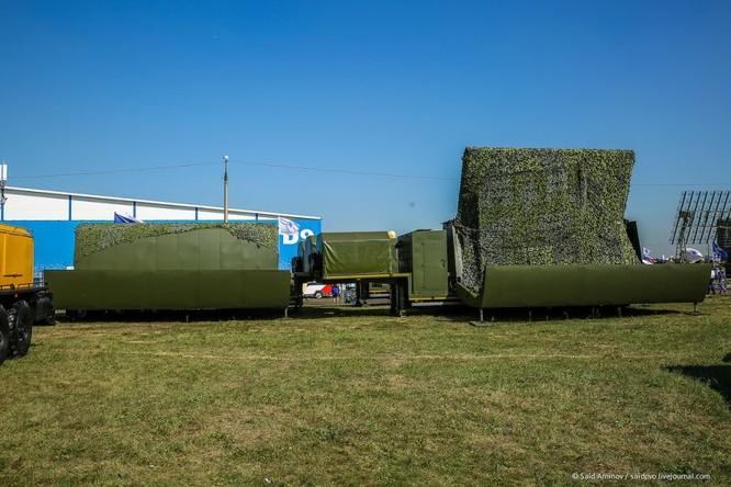 Choáng ngợp vũ khí phòng không khủng mới trình làng tại MAXS-2015 ảnh 5