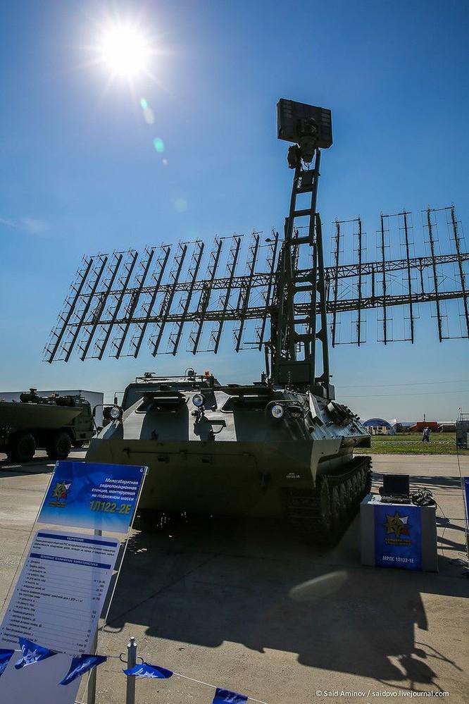 Choáng ngợp vũ khí phòng không khủng mới trình làng tại MAXS-2015 ảnh 22