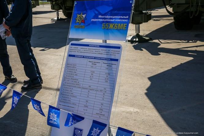 Choáng ngợp vũ khí phòng không khủng mới trình làng tại MAXS-2015 ảnh 26