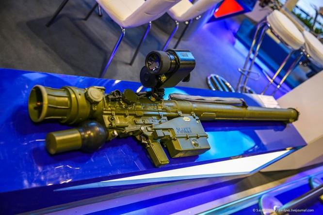 Choáng ngợp vũ khí phòng không khủng mới trình làng tại MAXS-2015 ảnh 44