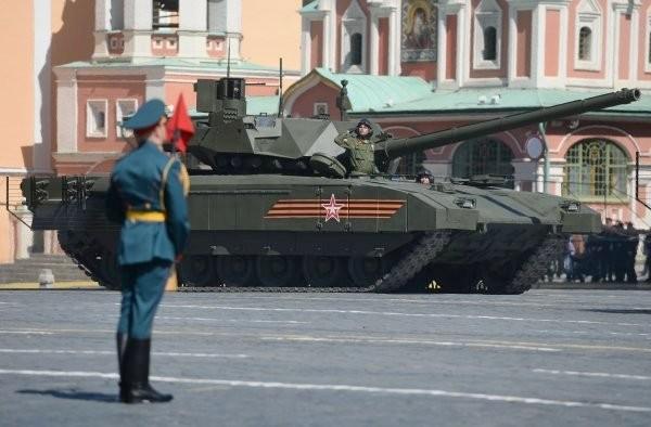 """Khám phá bí mật """"nội thất"""" tăng chủ lực Armata ảnh 16"""