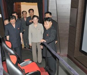 Lãnh đạo Triều Tiên Kim Jong un sống thế nào? ảnh 8