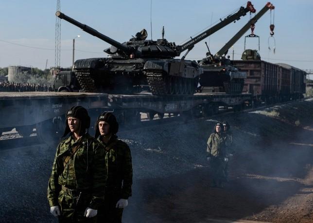 Hệ thống vũ khí tham gia cuộc tập trận lớn nhất năm của Nga ảnh 6