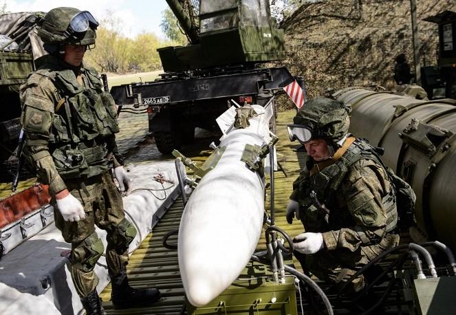 Hệ thống vũ khí tham gia cuộc tập trận lớn nhất năm của Nga ảnh 7