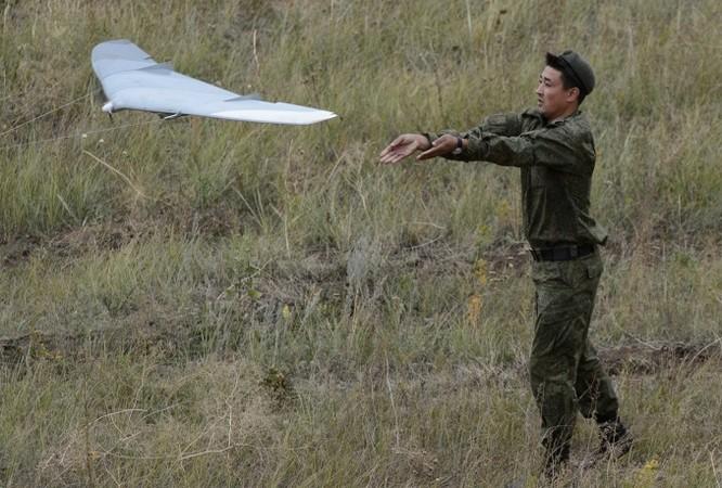 Hệ thống vũ khí tham gia cuộc tập trận lớn nhất năm của Nga ảnh 8