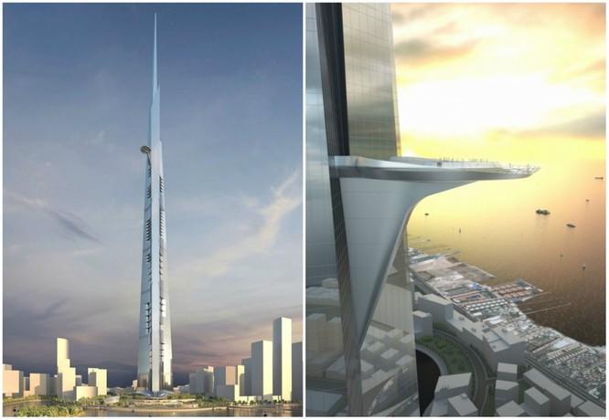 Những công trình xây dựng siêu tưởng và điên rồ nhất thế giới ảnh 1