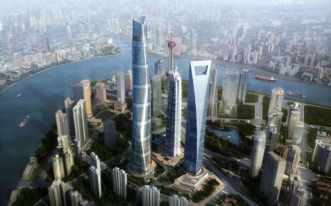 Những công trình xây dựng siêu tưởng và điên rồ nhất thế giới ảnh 2