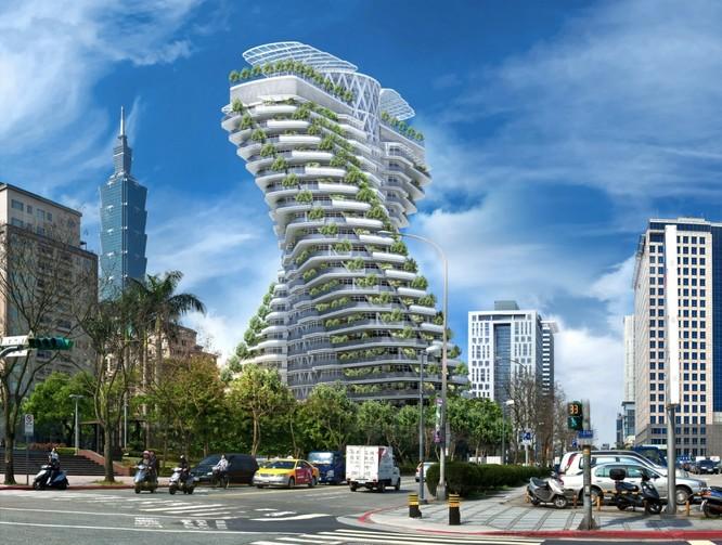 Những công trình xây dựng siêu tưởng và điên rồ nhất thế giới ảnh 4