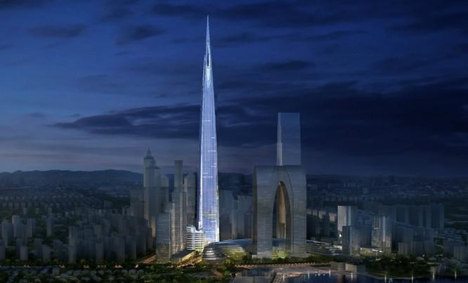 Những công trình xây dựng siêu tưởng và điên rồ nhất thế giới ảnh 7