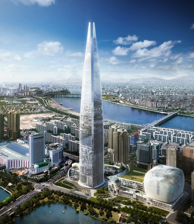 Những công trình xây dựng siêu tưởng và điên rồ nhất thế giới ảnh 8