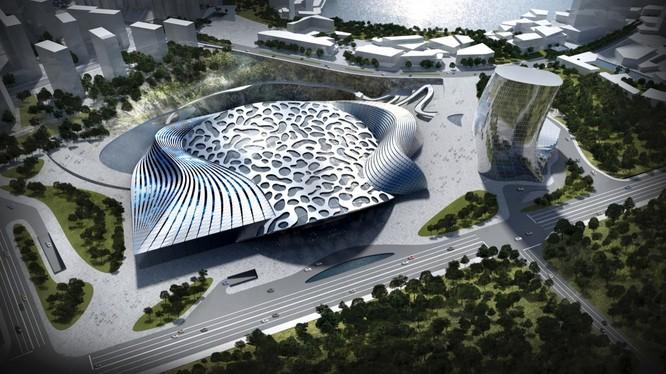 Những công trình xây dựng siêu tưởng và điên rồ nhất thế giới ảnh 10