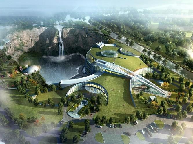 Những công trình xây dựng siêu tưởng và điên rồ nhất thế giới ảnh 11
