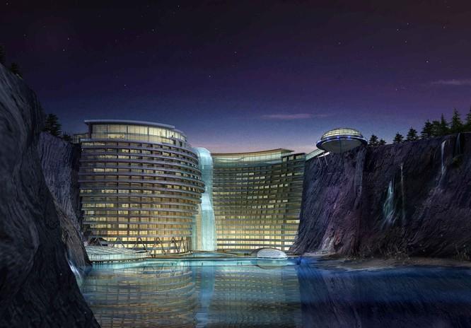 Những công trình xây dựng siêu tưởng và điên rồ nhất thế giới ảnh 12