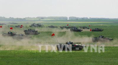 """Báo Nhật """"soi"""" kế hoạch cải tổ quân đội Trung Quốc ảnh 2"""