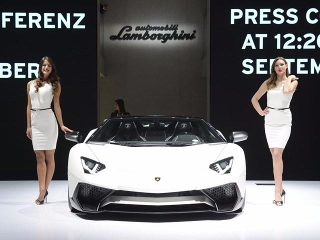 20 siêu xe ấn tượng nhất Frankfurt Motor Show 2015 ảnh 7