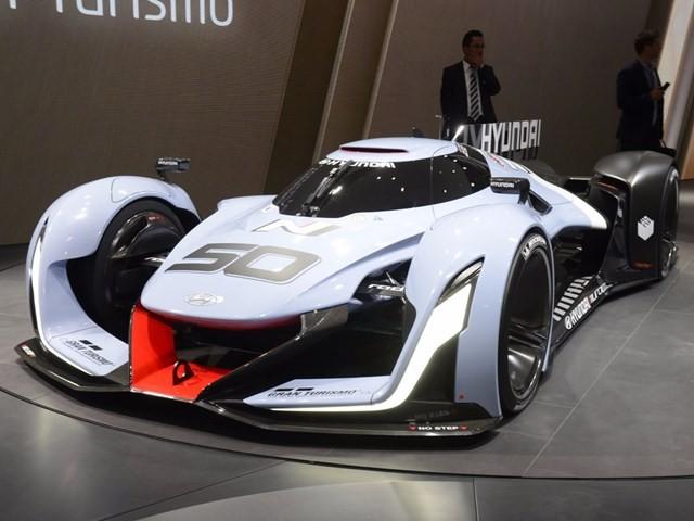20 siêu xe ấn tượng nhất Frankfurt Motor Show 2015 ảnh 10