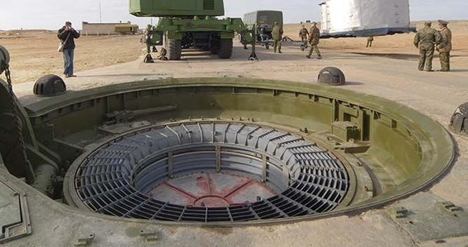 """Tên lửa đạn đạo """"Sarmat"""" sẽ được phóng vào năm 2016 ảnh 3"""