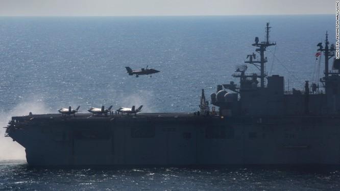"""Quân đội Mỹ không thống nhất về việc đã """"hoàn thành thử nghiệm"""" tiêm kích F-35 ảnh 3"""