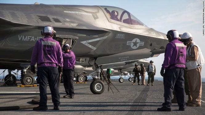 """Quân đội Mỹ không thống nhất về việc đã """"hoàn thành thử nghiệm"""" tiêm kích F-35 ảnh 4"""
