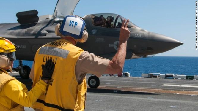 """Quân đội Mỹ không thống nhất về việc đã """"hoàn thành thử nghiệm"""" tiêm kích F-35 ảnh 5"""